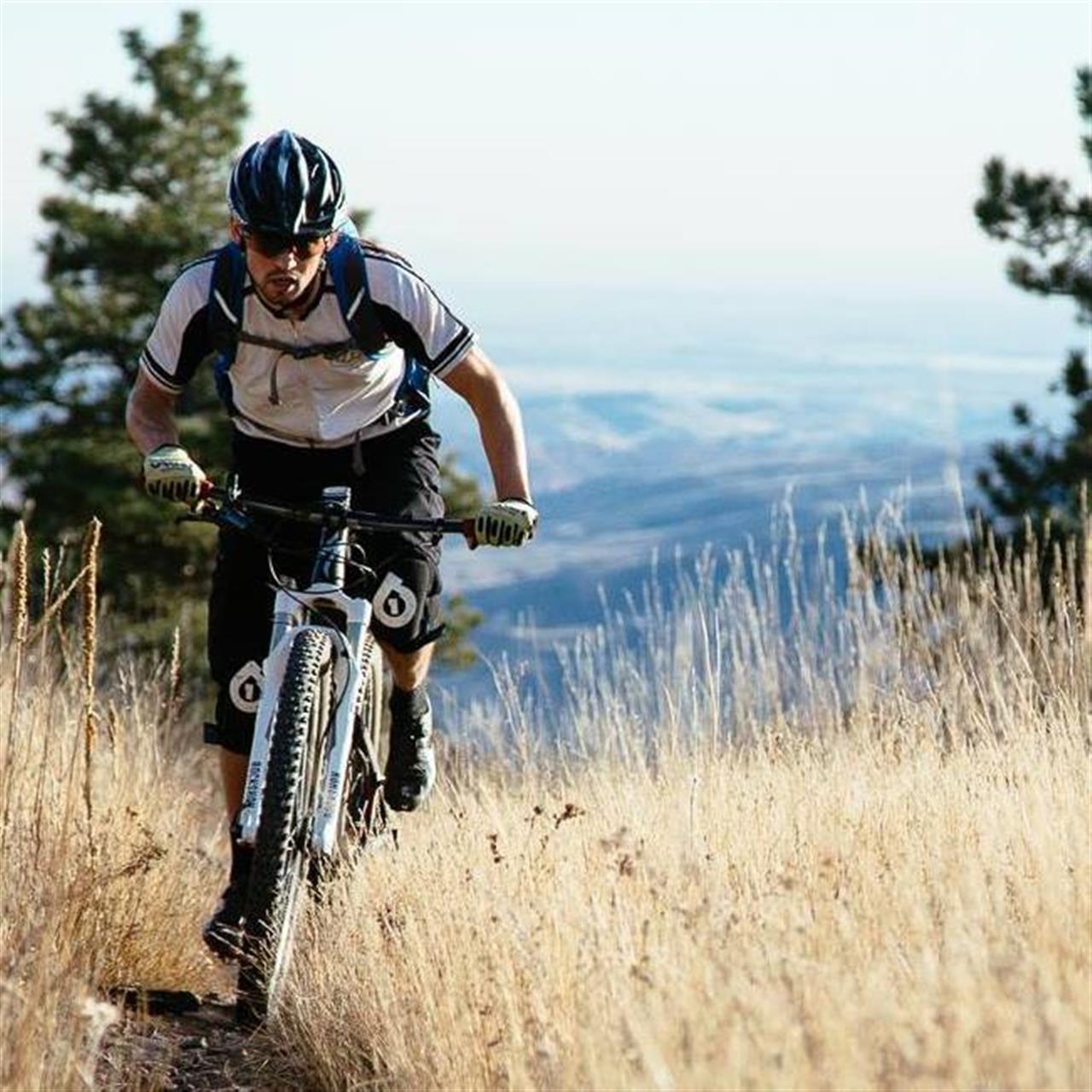 Mountain Biking in Boulder, CO
