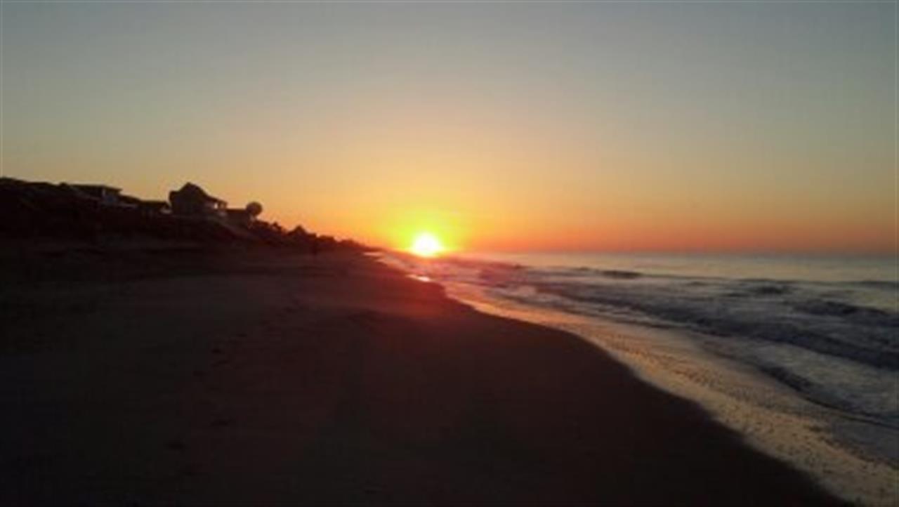 Sunrise in Wilmington, NC