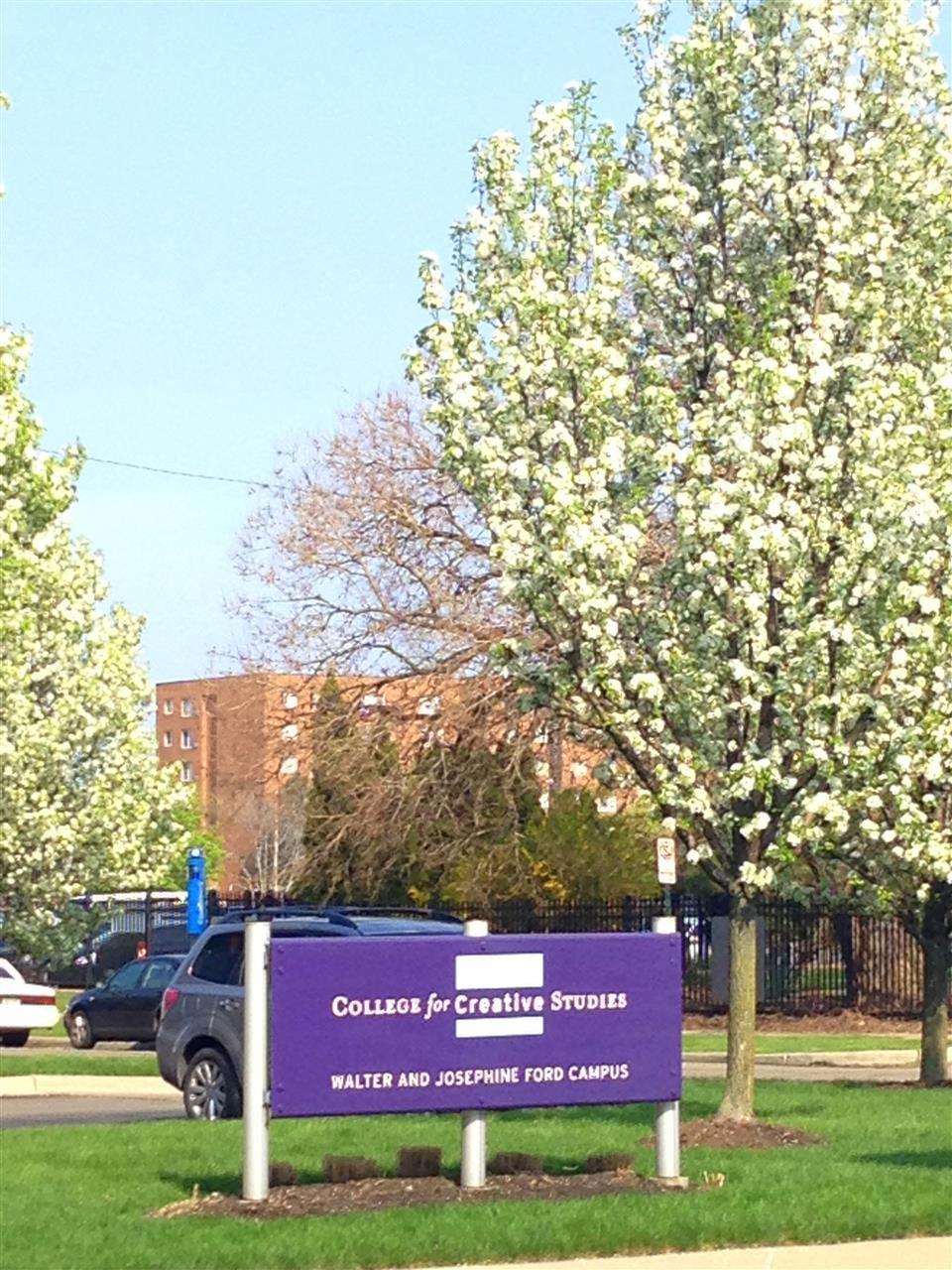 College for Creative Studies ~ Detroit, Michigan #LeadingRElocal #Detroit #Michigan