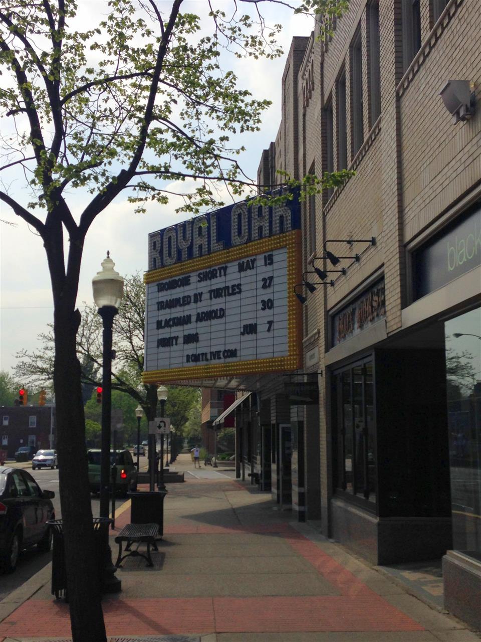 Royal Oak Music Theatre ~ Royal Oak, Michigan #LeadingRElocal #RoyalOak #Michigan