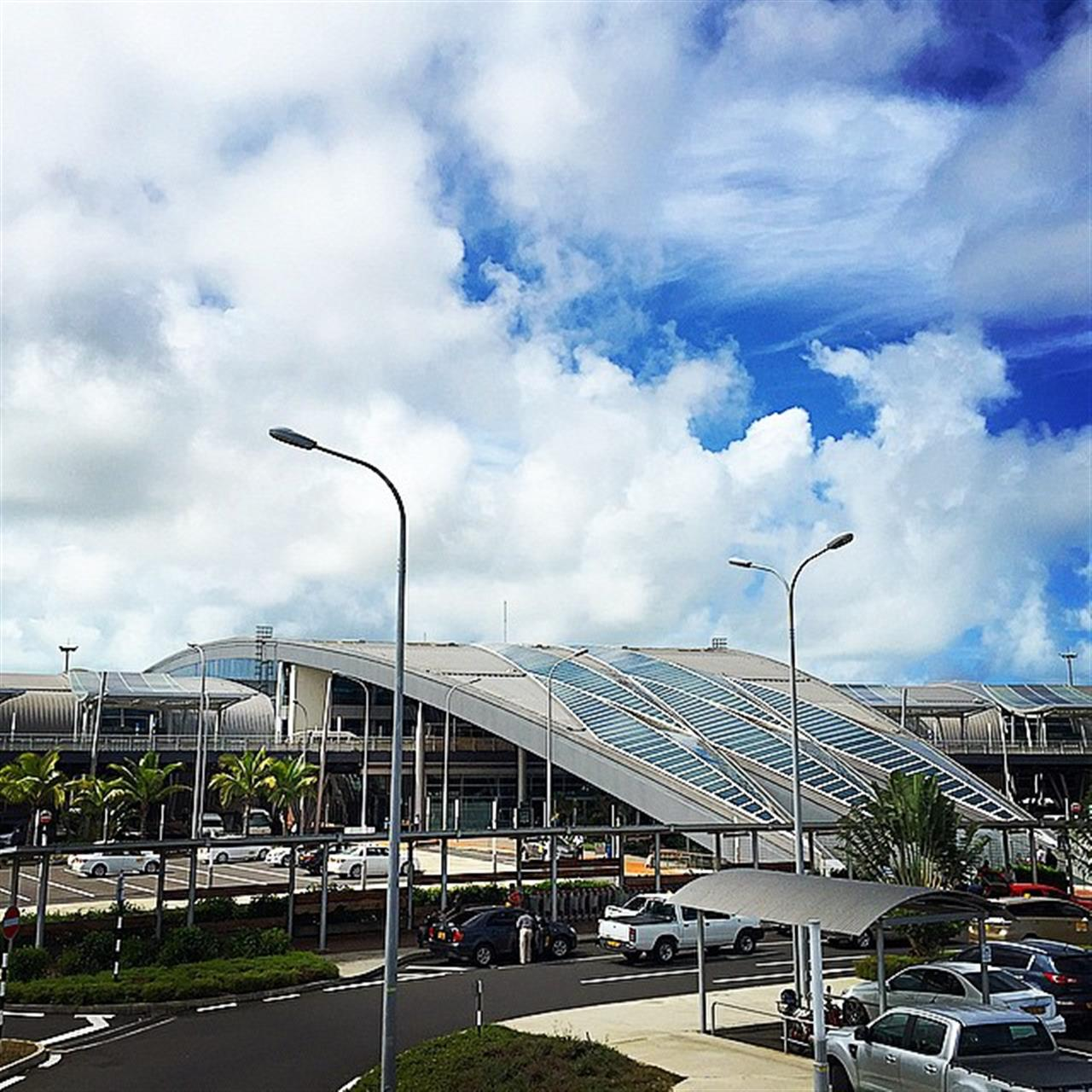 International airport of #mauritius #LeadingRelocal