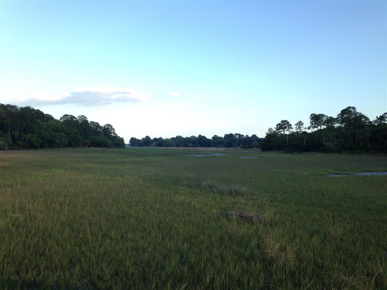 Moss Creek Hilton Head SC, Marsh view