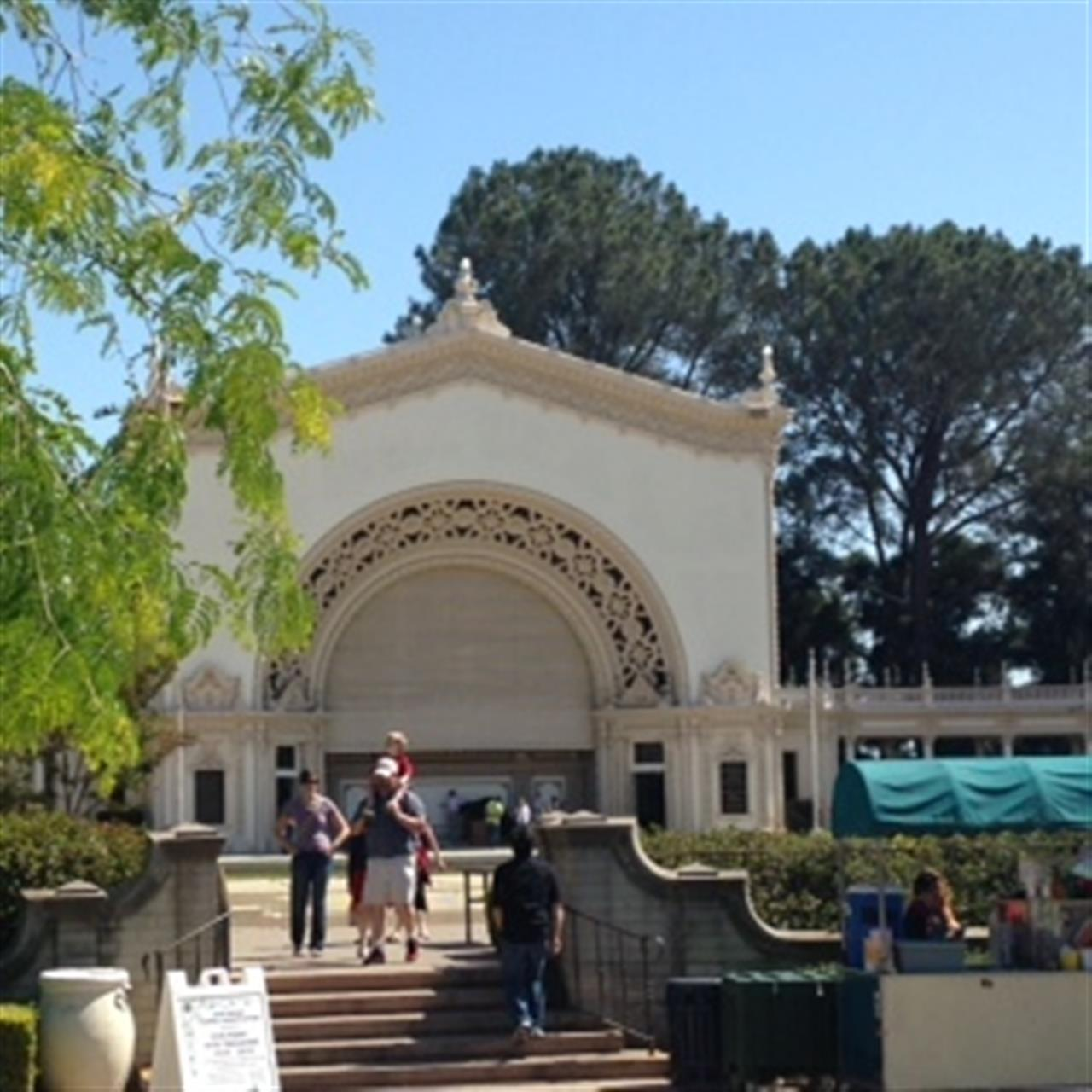 #San Diego #Spreckles Organ Pravillion #LeadingRElocal