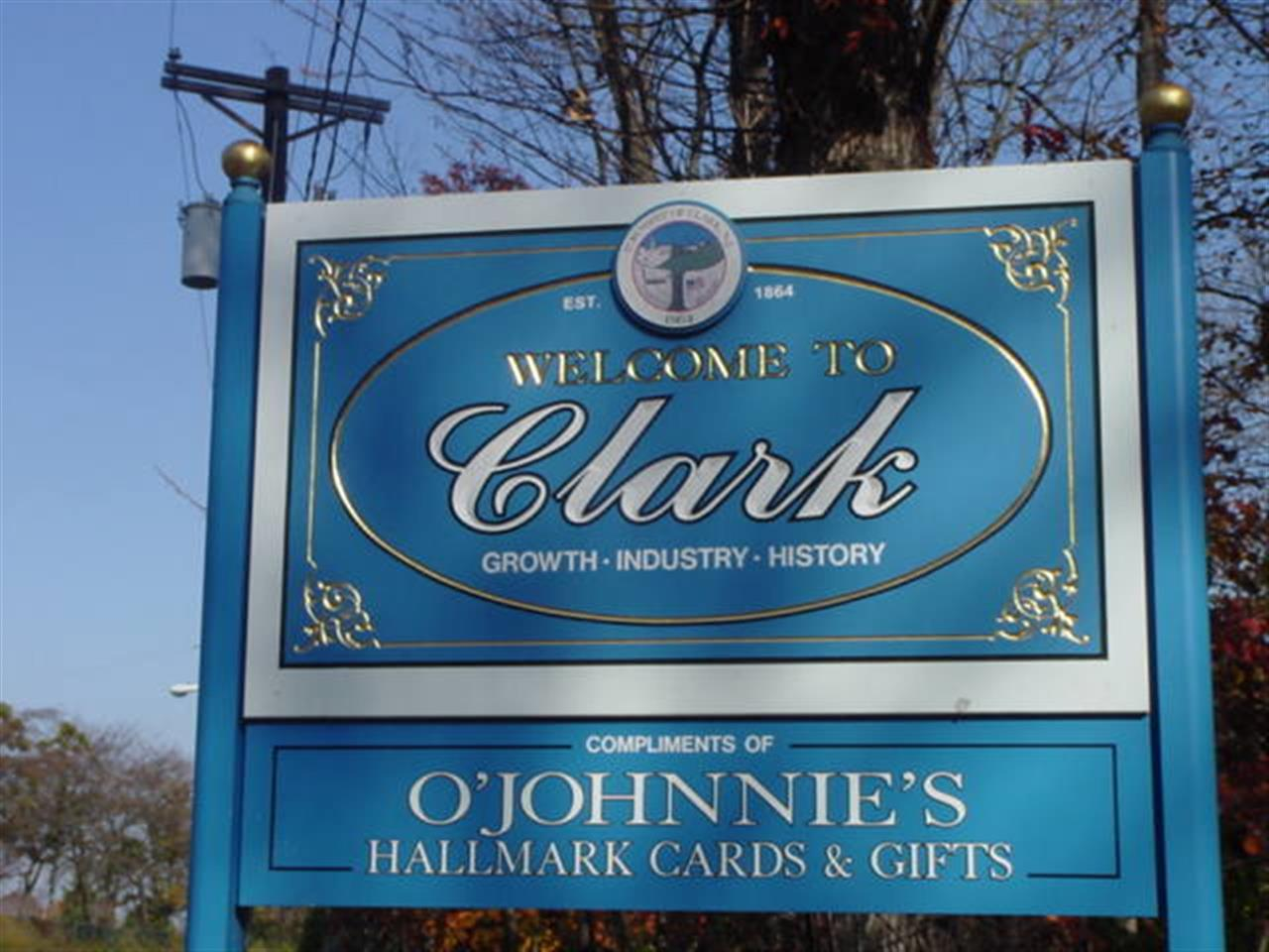 Welcome to Clark New Jersey