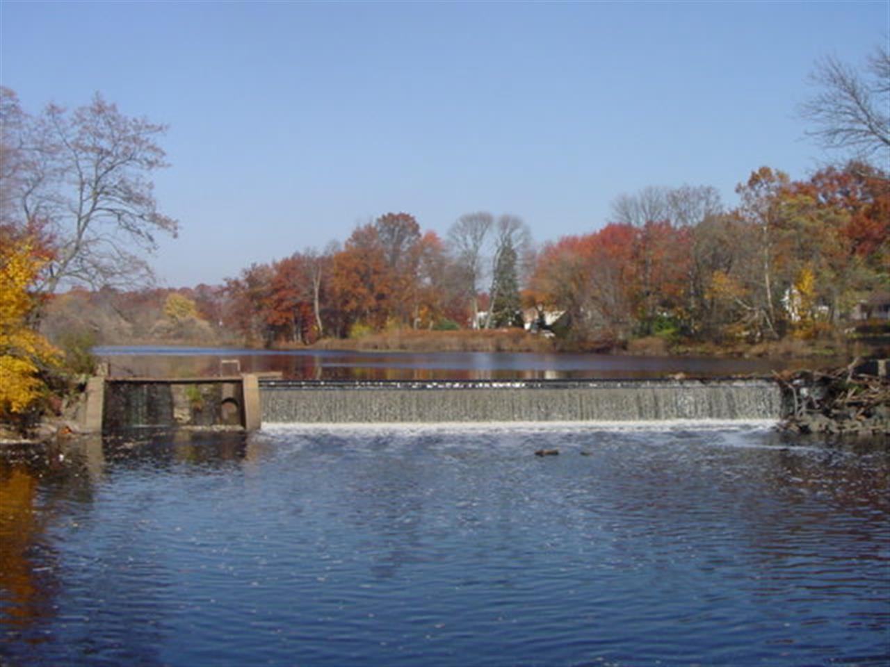 Jackson Park Dam, Clark NJ