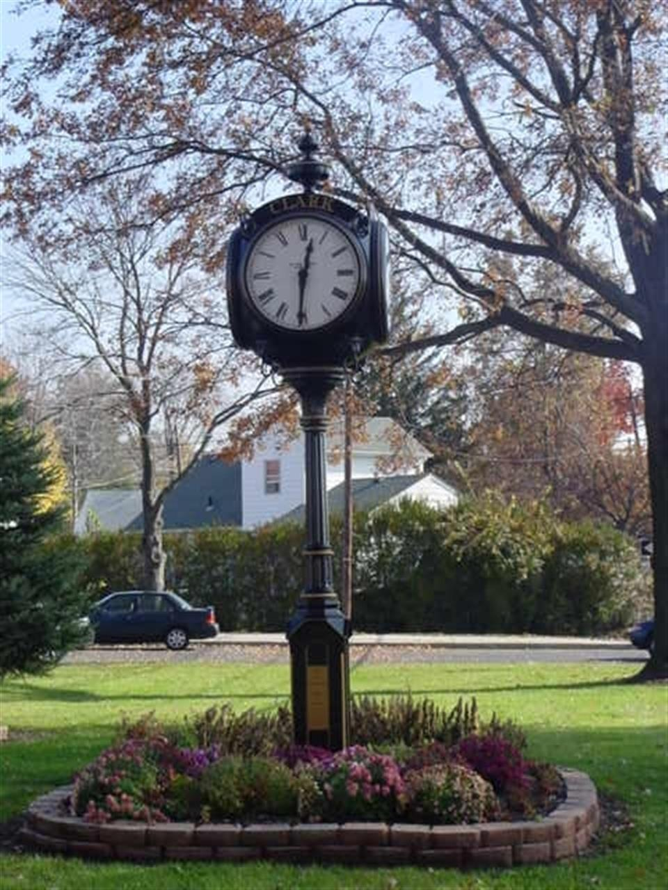 Municipal Park,  Clark NJ