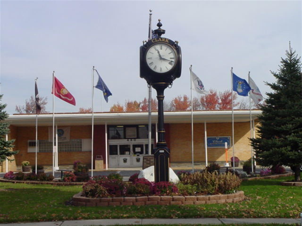 Clark Town Hall