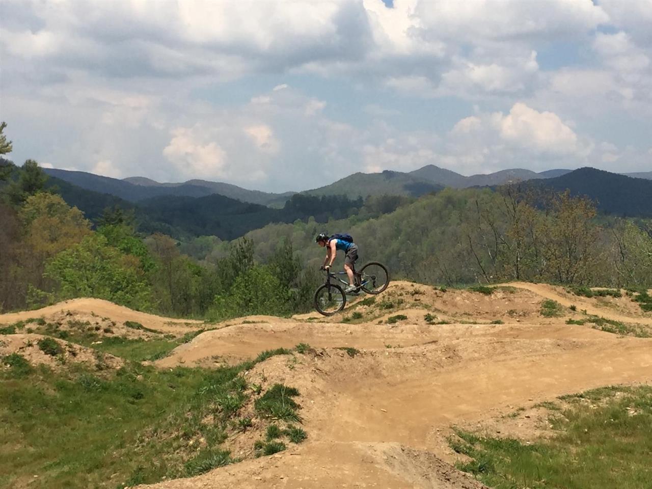 Rocky Knob Mountain Bike Park,Boone,NC
