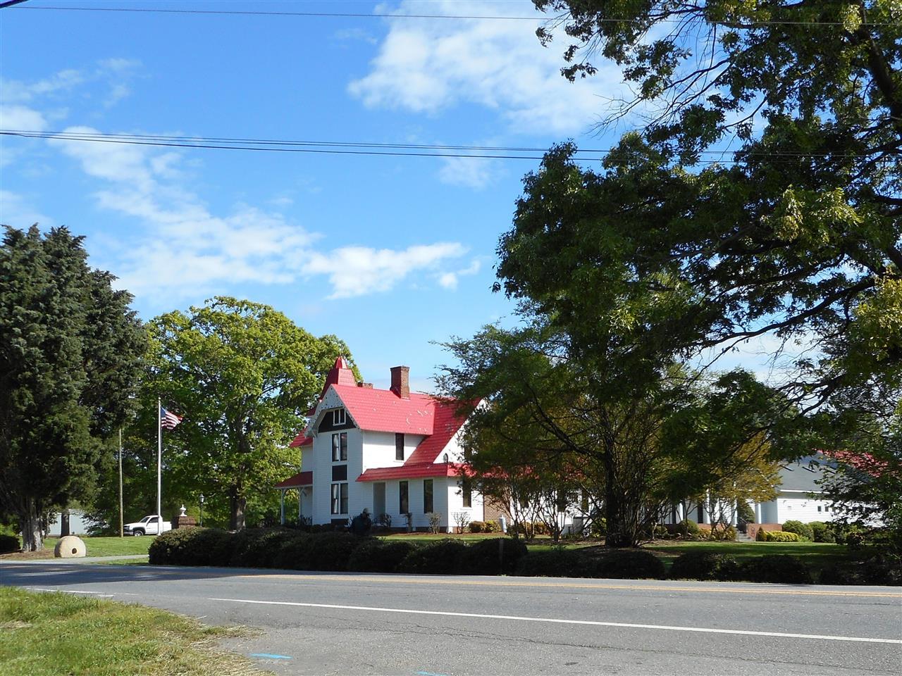 Old Farm House in  Terrell, North Carolina