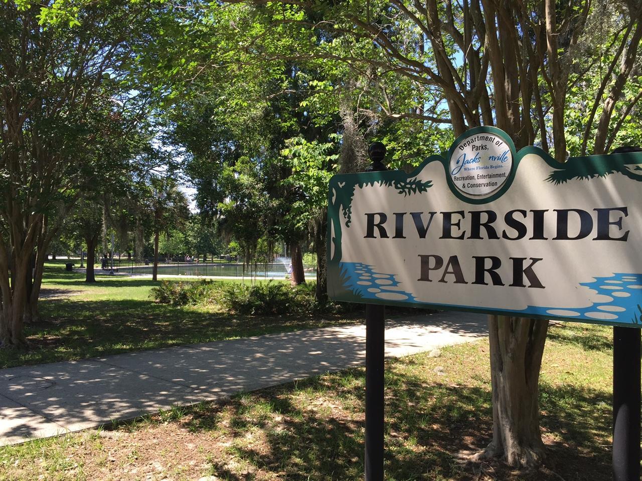 #Jacksonville, FL #Riverside Park #city west