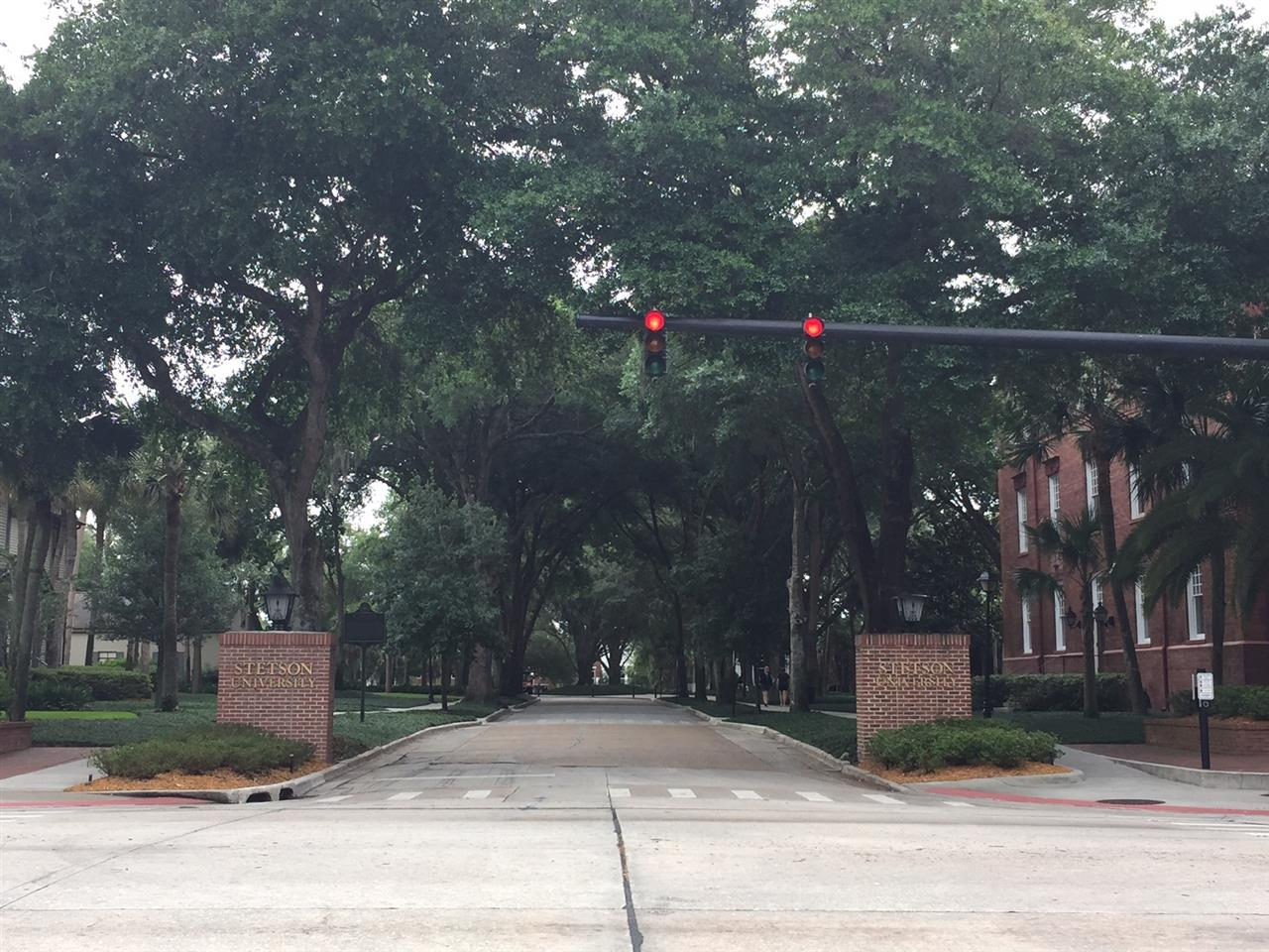 #Deland, FL #Stetson University #Entrance