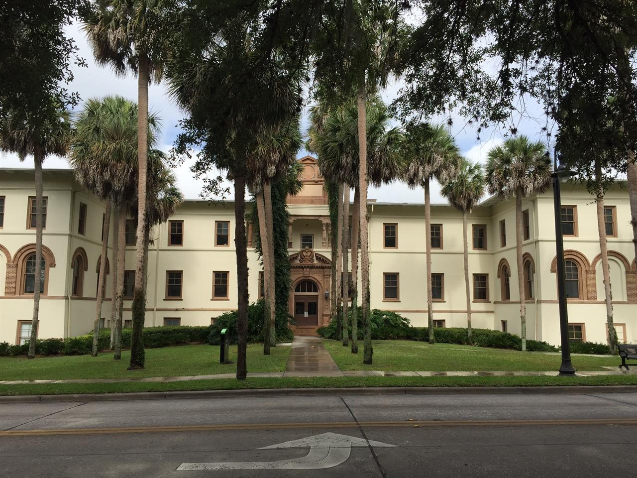 #Deland, FL #Stetson University #Flagler Hall