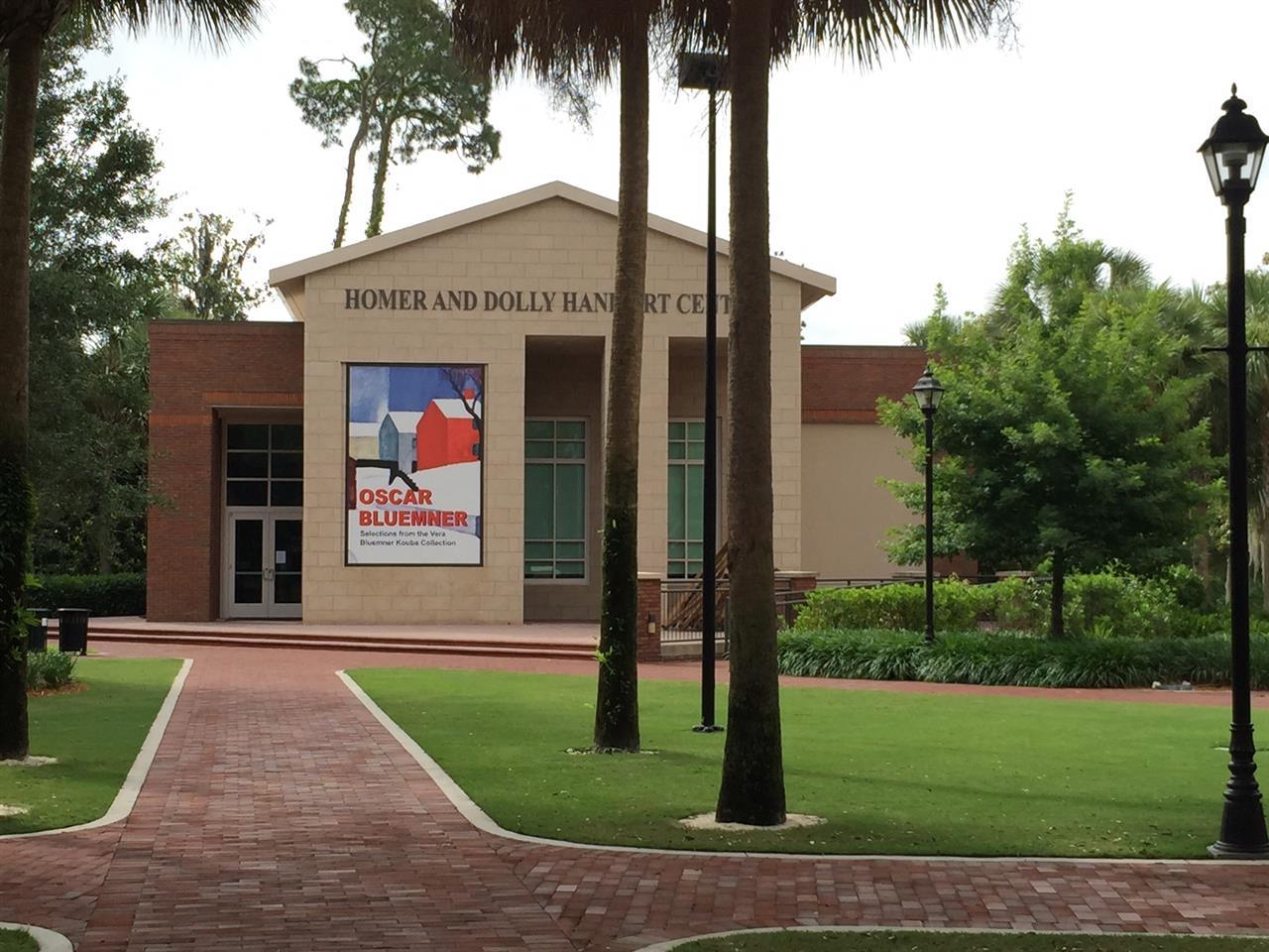 #Deland, FL #Stetson University #Homer & Dolly Hand Art Center