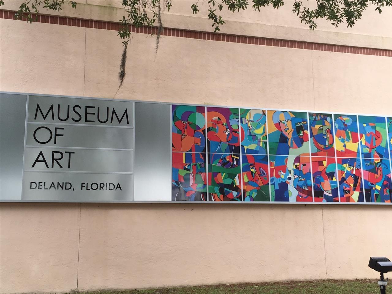 #Deland, FL #Deland Museum of Art