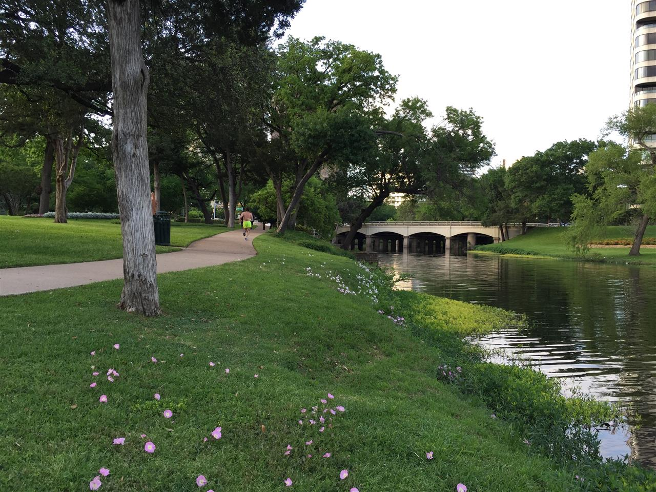#Turtle Creek, Walk/Jog Path, #Dallas, #Texas