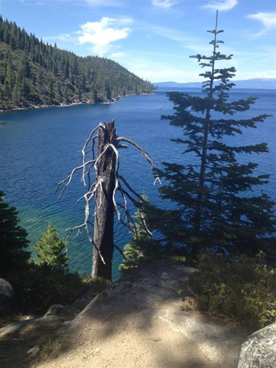 Emerald bay tahoe