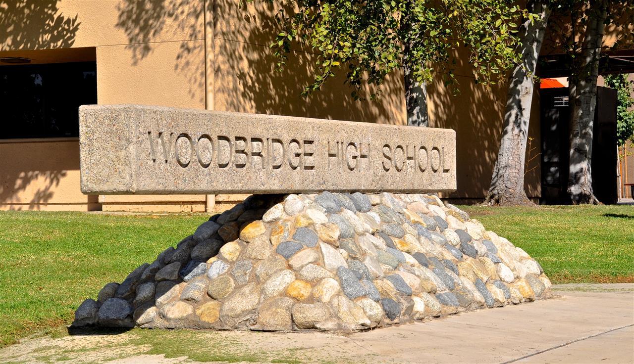 Woodbridge high school Irvine California