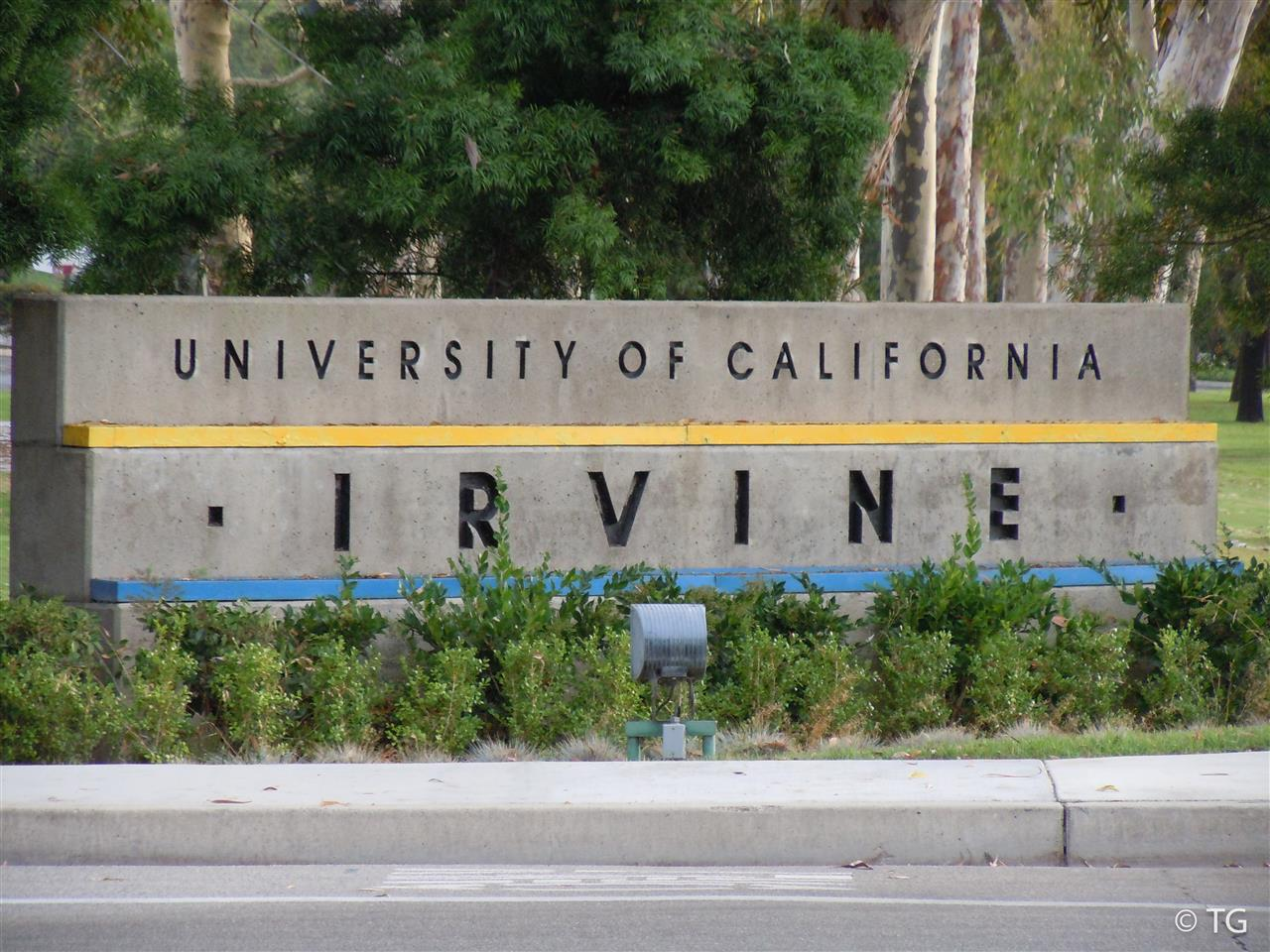 University of California Irvine Irvine California