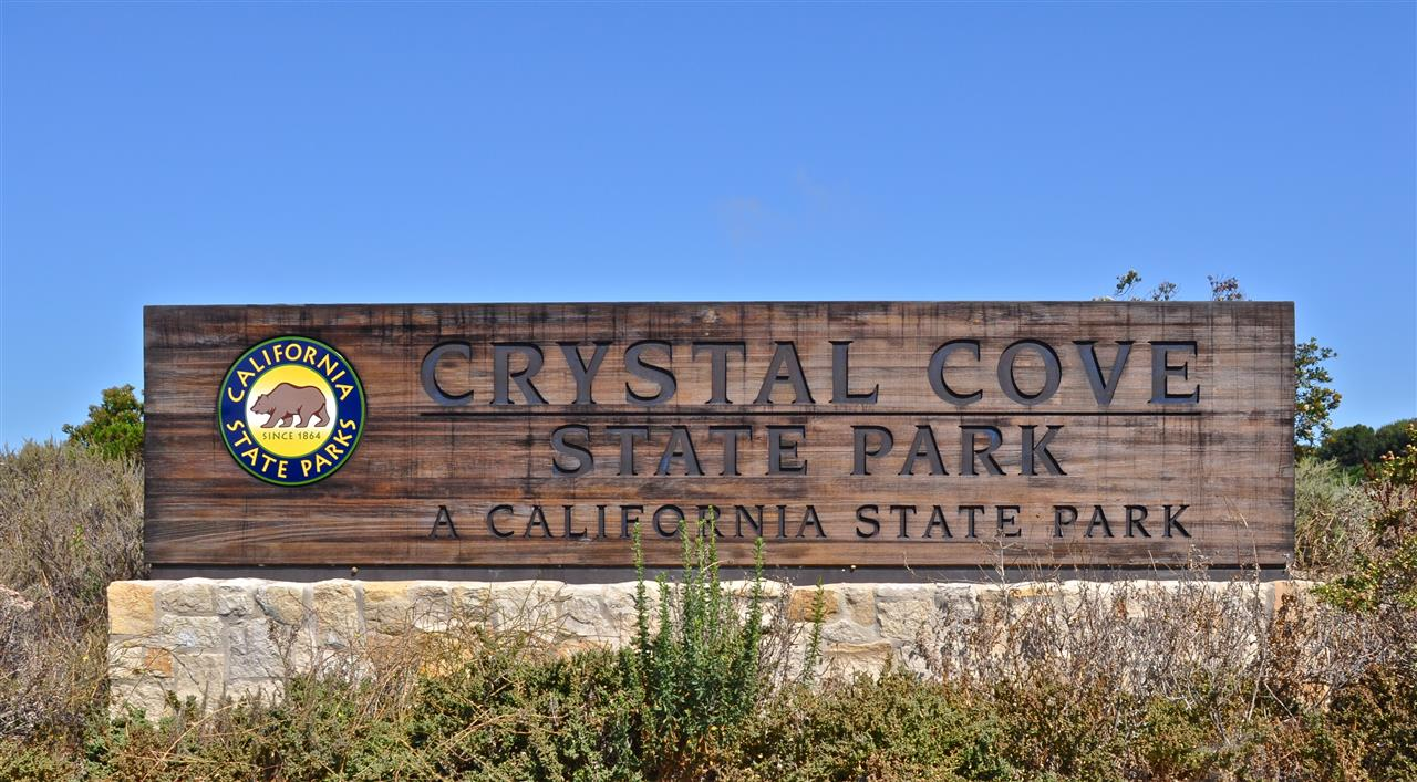 Crystal Cove State Park Newport Beach Balboa Island Balboa Peninsula Lido Isle Orange County California