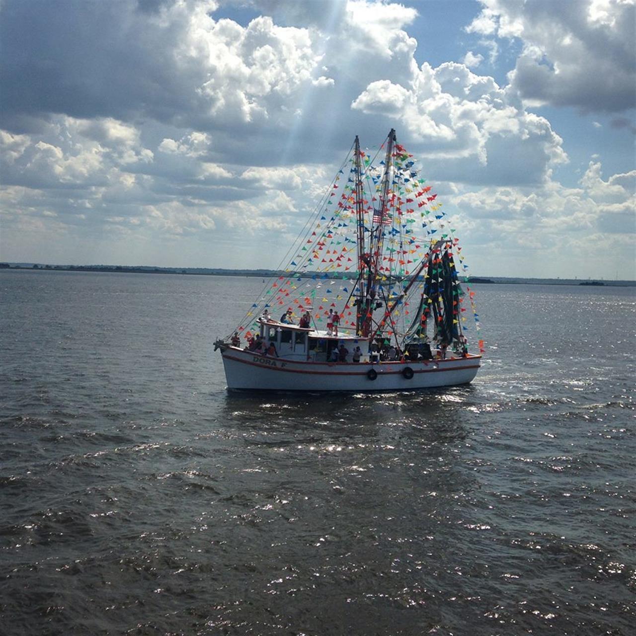 Brunswick Blessing of the Fleet 2015