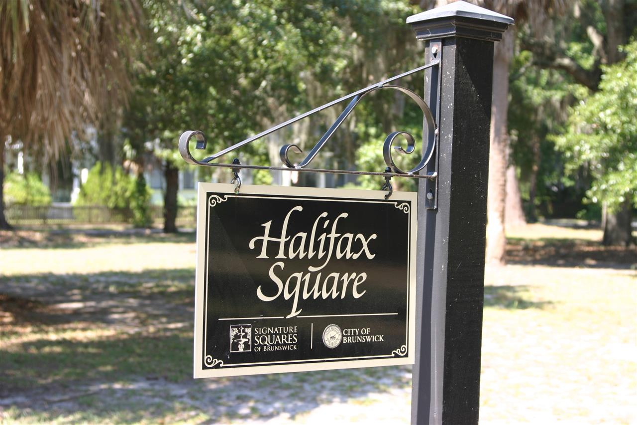 One of the residential Signature Squares in Brunswick - Halifax Square