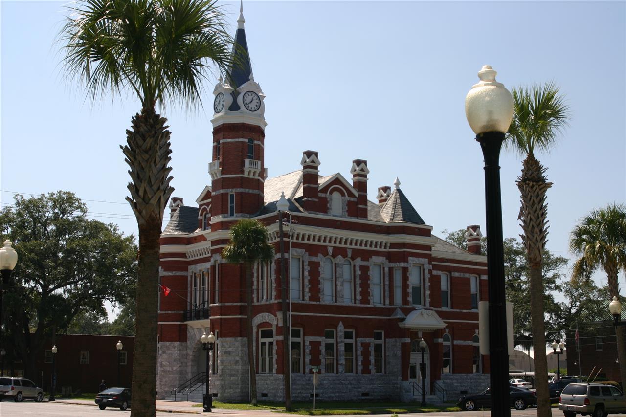 Brunswick Historic City Hall in Queen Square
