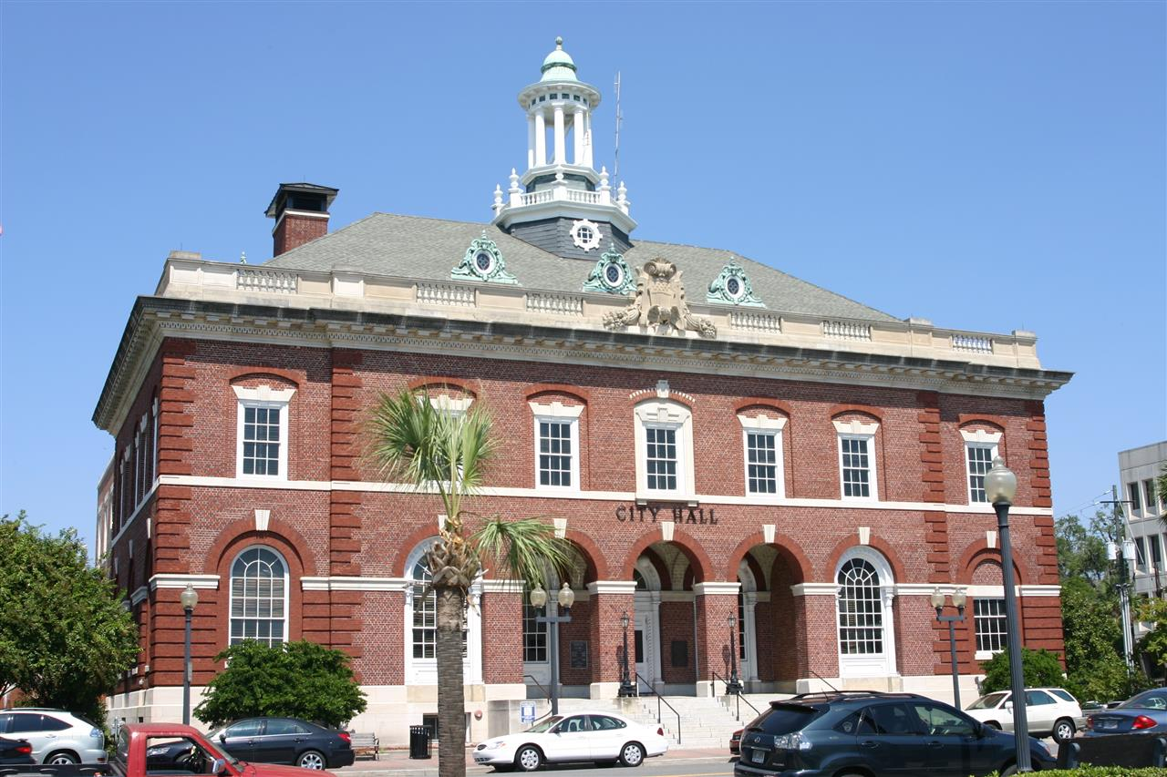 City Hall - Current City of Brunswick Operations