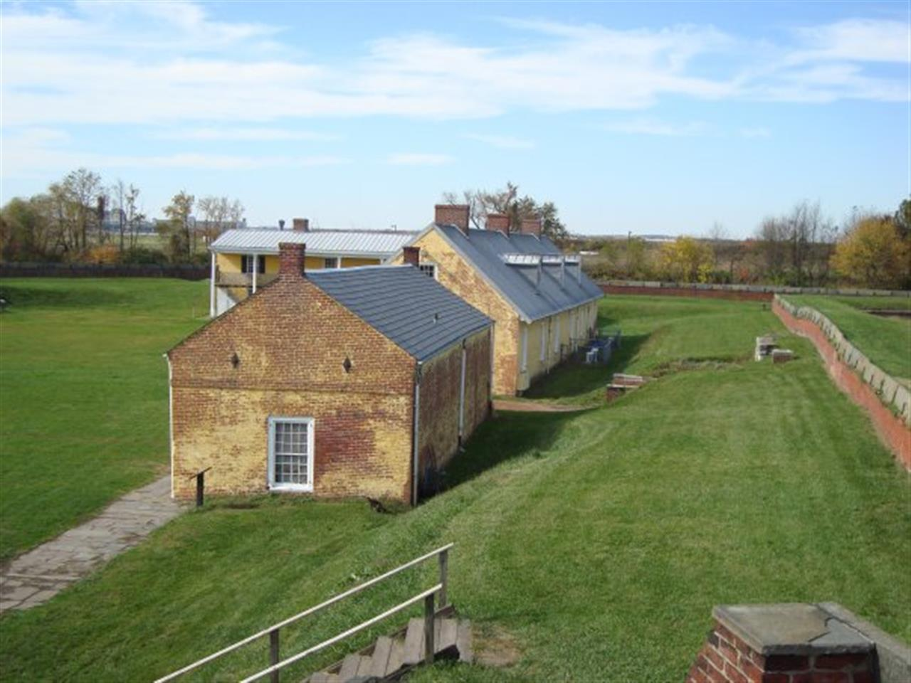 Fort Mifflin Historical Site 6400 Hog Island Rd, Philadelphia, PA 19153