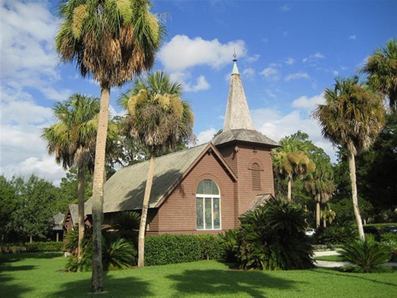 Faith Chapel on Jekyll Island