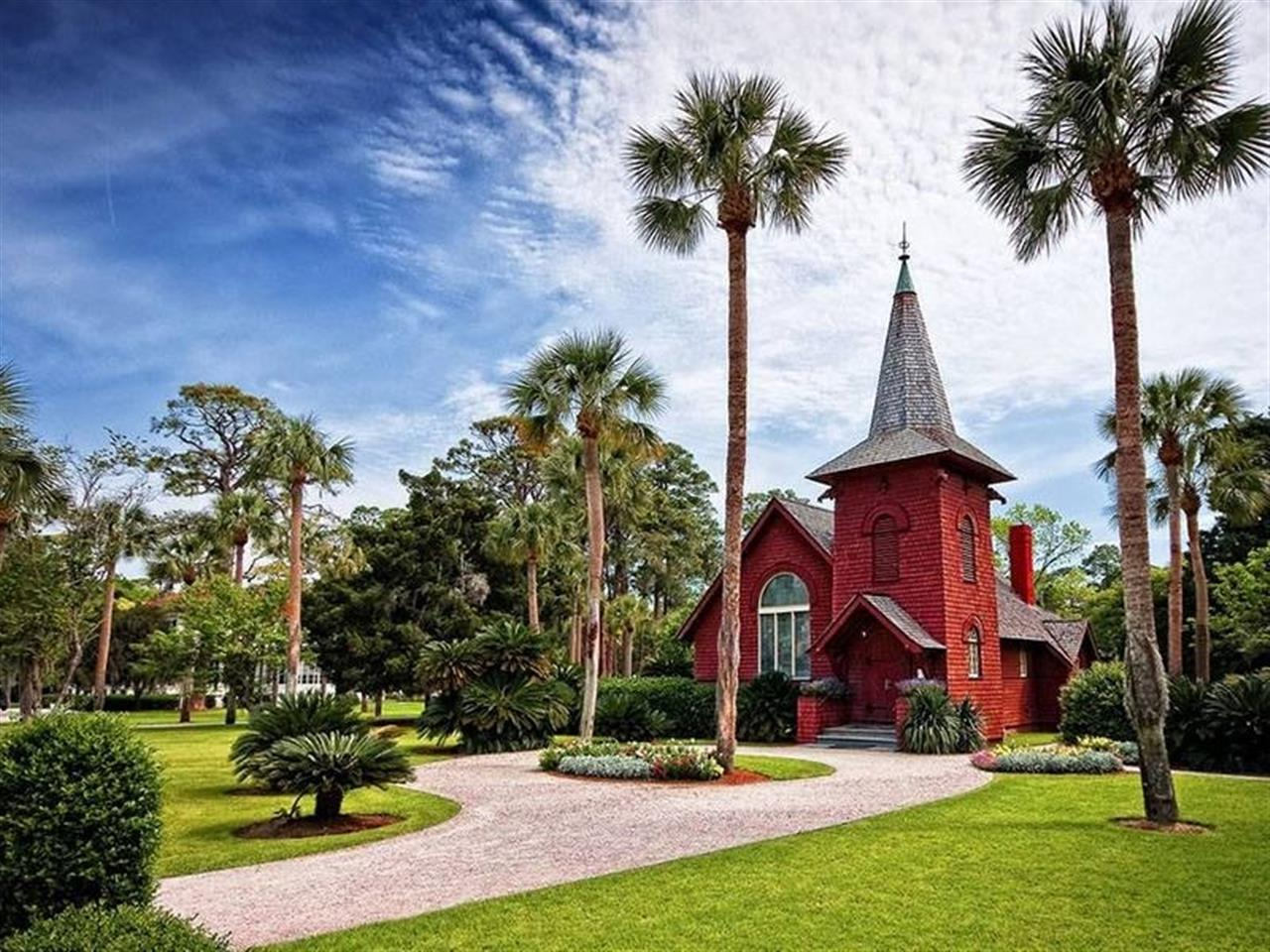 Faith Chapel - Jekyll Island