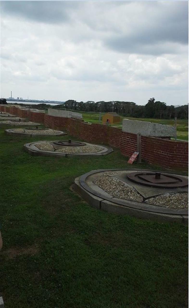 Historic Fort Delaware State Park Delaware City, Delaware Access to the Fort Delaware is by ferry. http://www.destateparks.com/park/fort-delaware/civil-war/camp-trail/index.asp