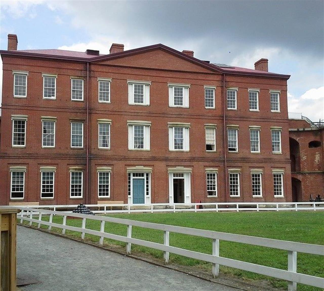 Historic Fort Delaware Delaware City, DE http://www.delawarecity.com/history