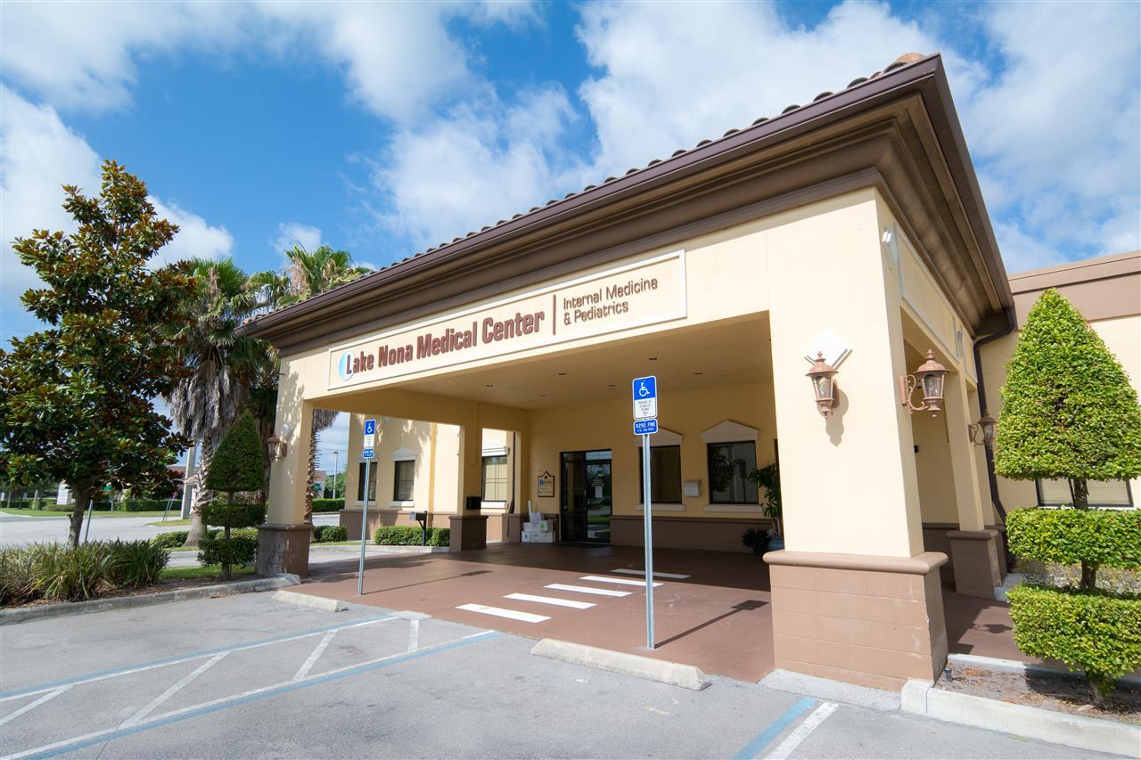 #Orlando,FL #LakeNonaMedicalCenter