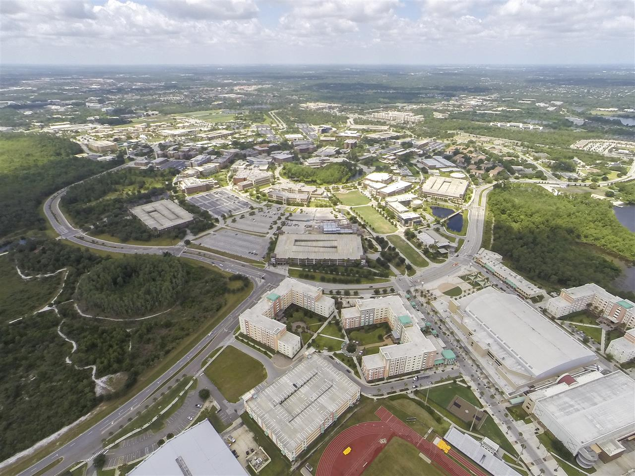 #Orlando,FL #UniversityofCentralFlorida #UCF #UCFAerial