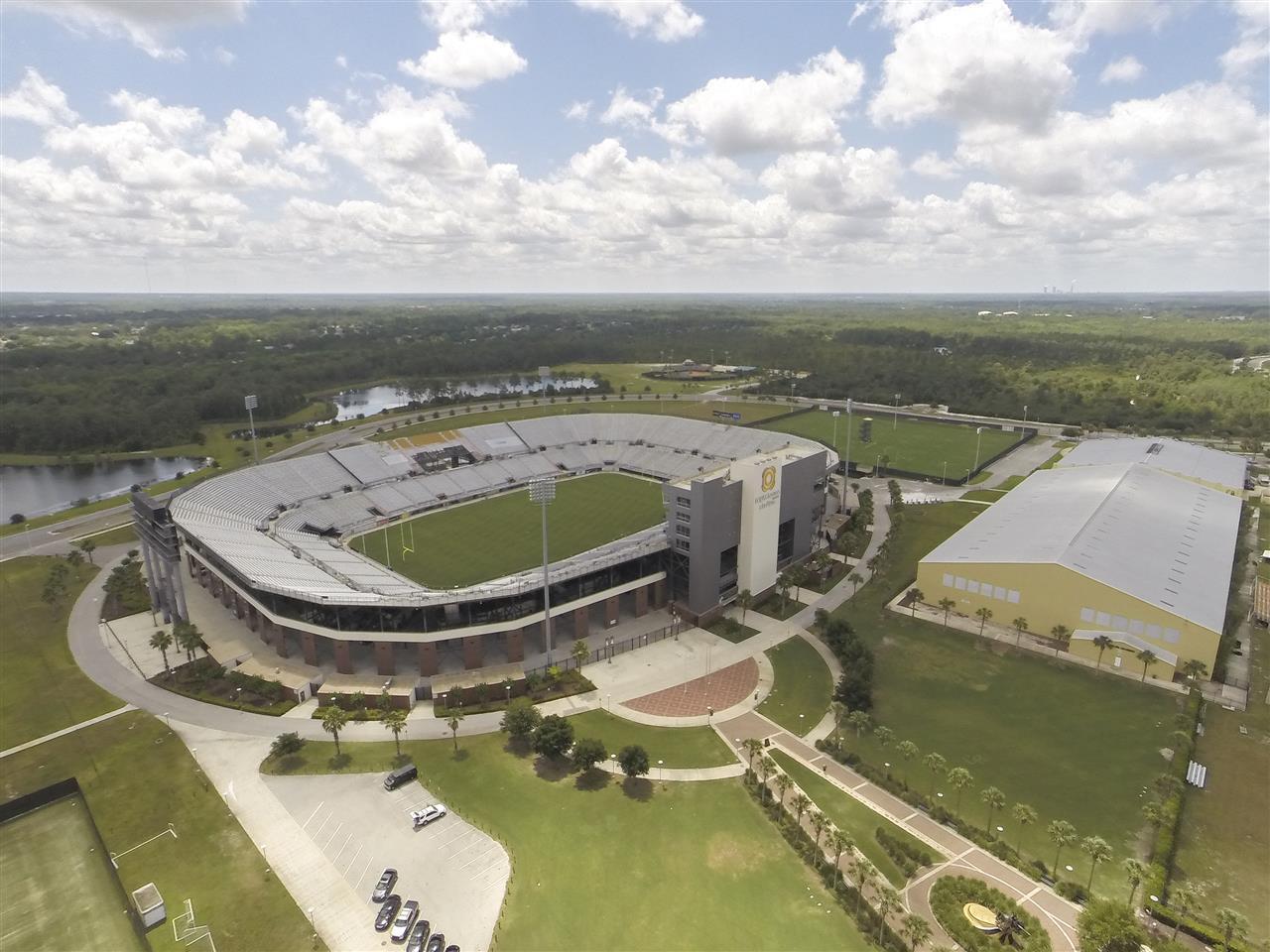 #Orlando,FL #UniversityofCentralFlorida #UCF #UCFStadium #UCFStadiumAerial
