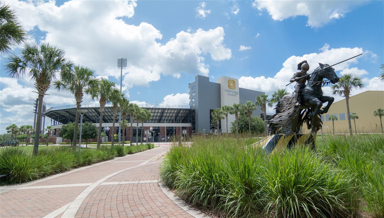 #Orlando,FL #UniversityofCentralFlorida #UCF #UCFStadium