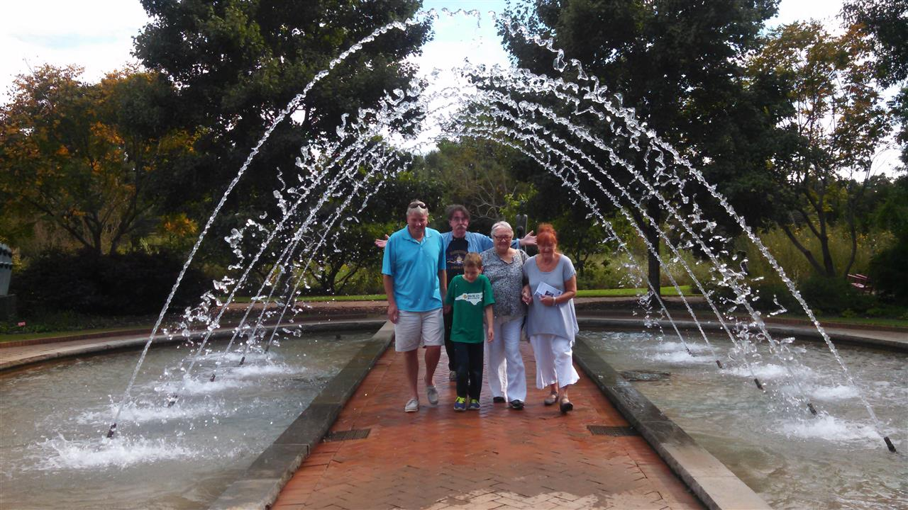 Daniel Stowe Botanical Gardens, Belmont, NC