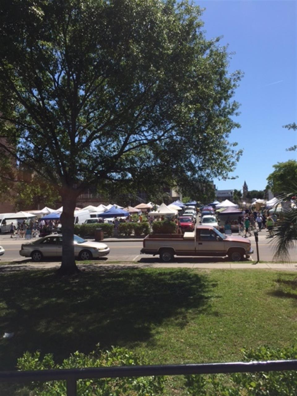 Wilmington NC  Riverwalk Farmers Market