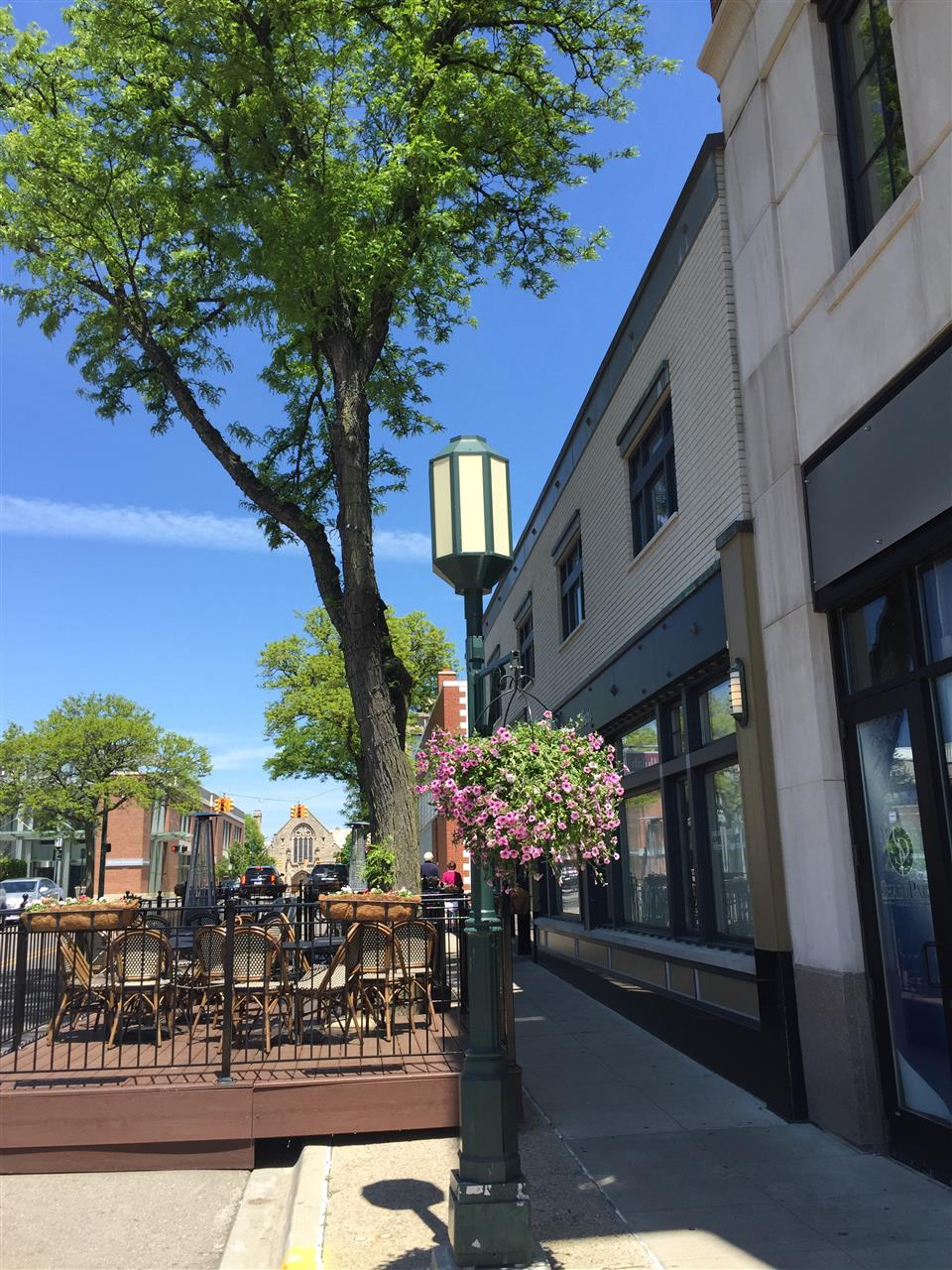 Tallulah Wine Bar & Bistro, offers seasonal American fare & a diverse wine list in a polished, softly lit space with sidewalk seating. Birmingham, Michigan #LeadingRElocal #Birmingham #Michigan