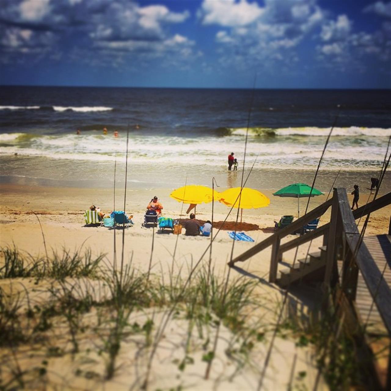 Carolina Beach Dreaming #carolinabeachnc #LeadingRElocal