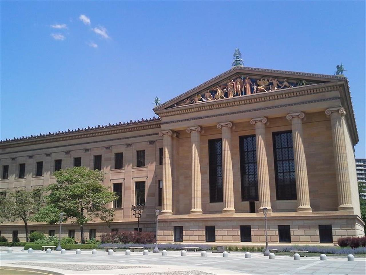 Philadelphia Museum of Art  2600 Benjamin Franklin Pkwy. Philadelphia, PA 19130