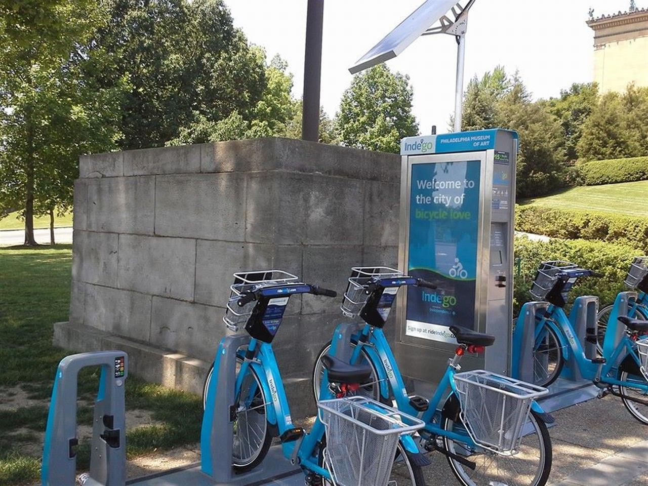Indego - Philadelphia Bike Share Program