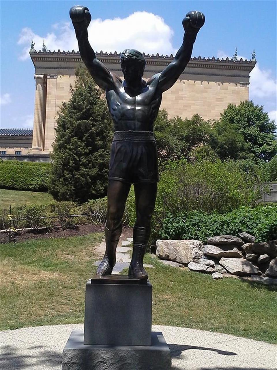 Popular Attraction Rocky Statue at the Philadelphia Art Museum Climb the Museum steps like a champ! 2600 Benjamin Franklin Pkwy Philadelphia, PA 19130