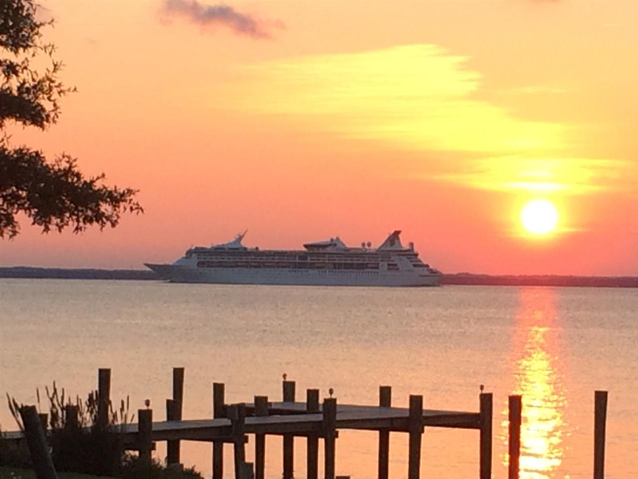 Cruise Ship from Baltimore, MD to Nassau