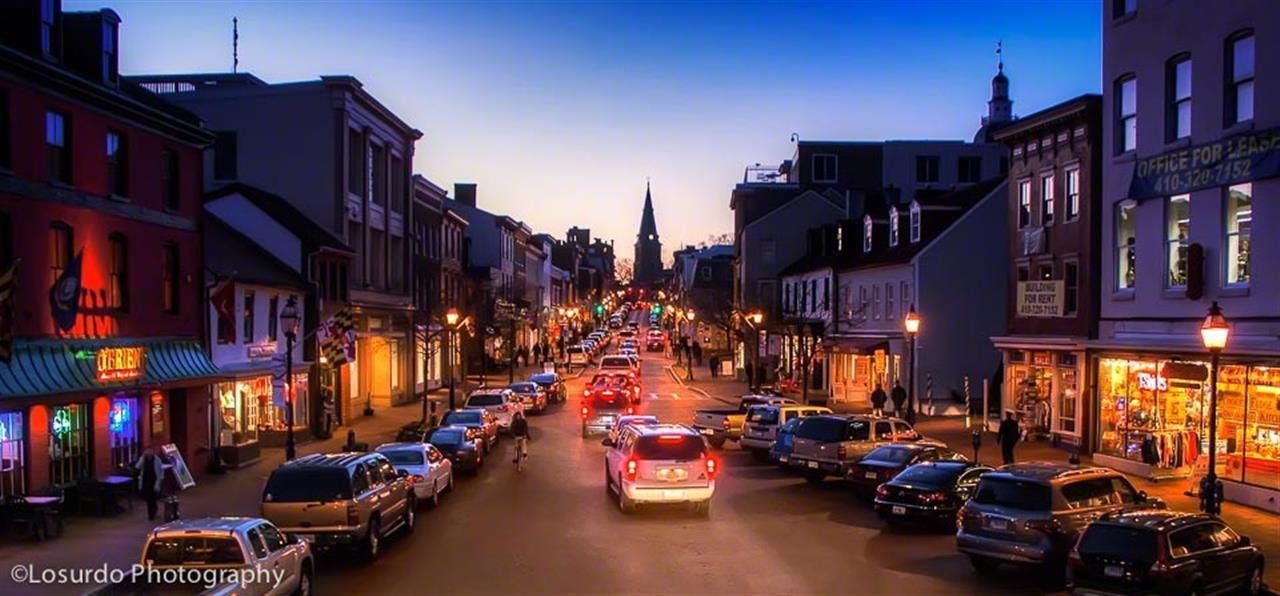 Downtown Annapolis, MD