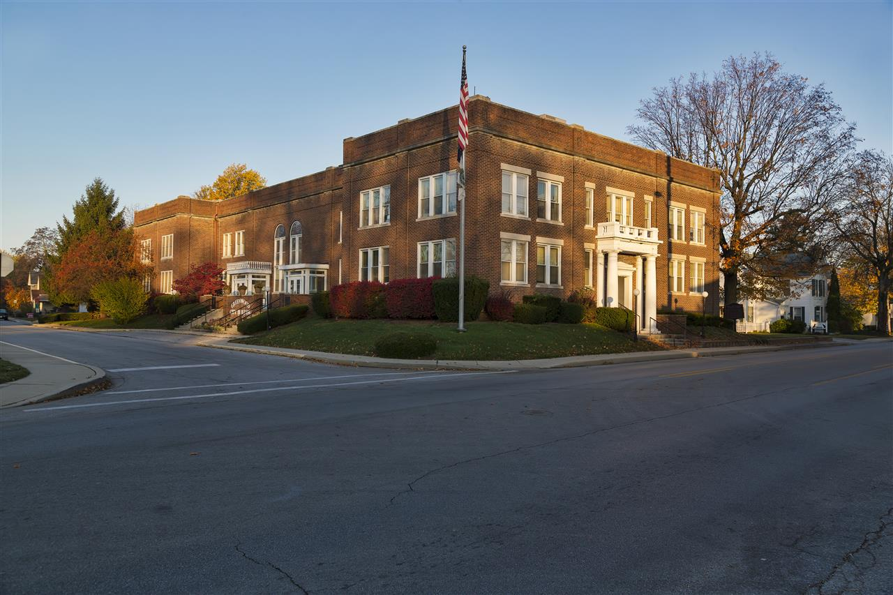 City Building, Greenwood Indiana
