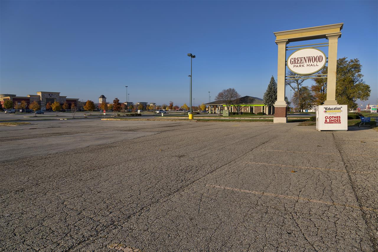 Greenwood Park Mall, Greenwood Indiana