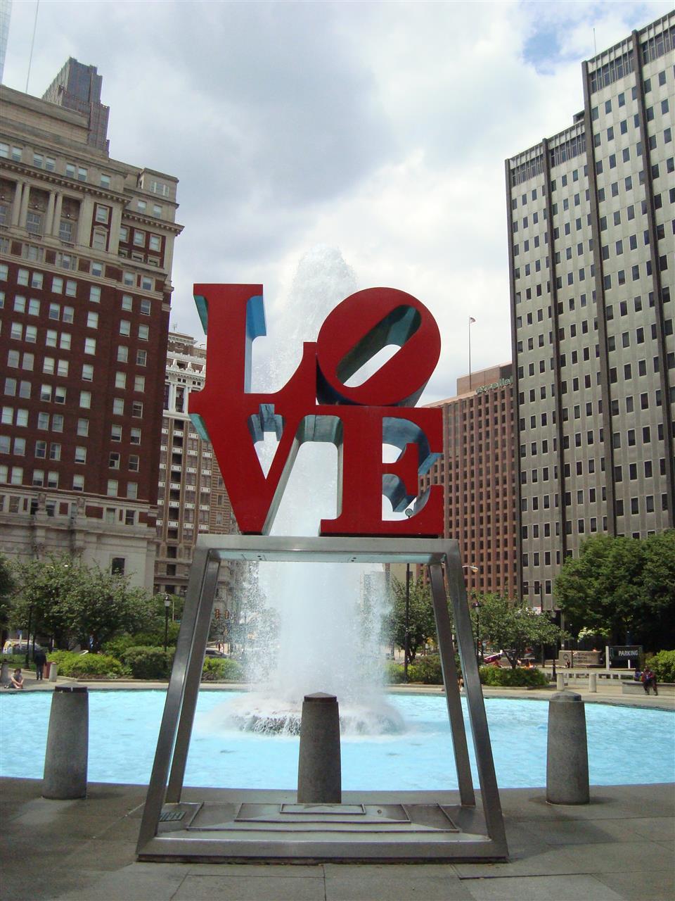 Love Park 1599 John F Kennedy Blvd Philadelphia, PA 19102