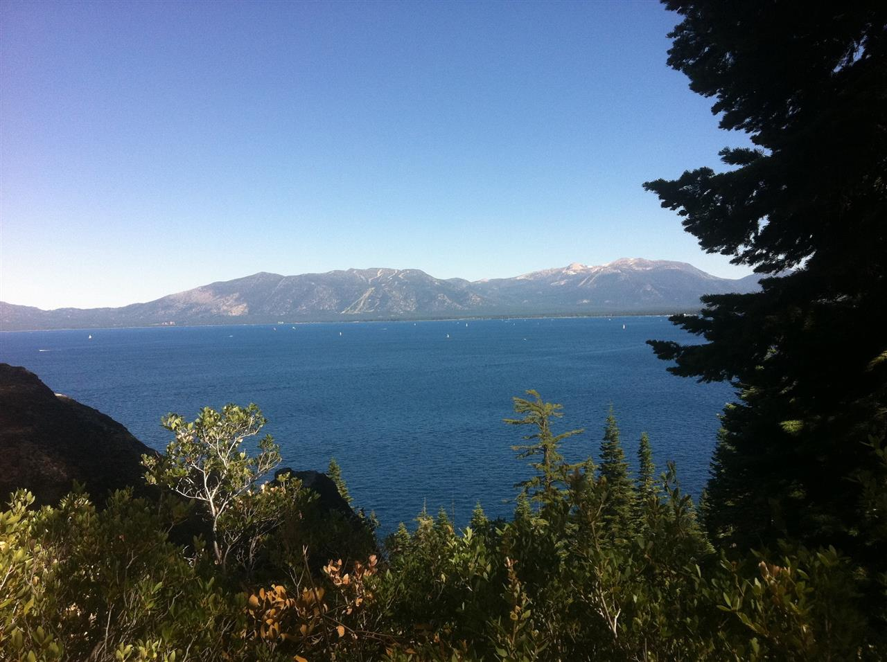 #Lake Tahoe #Rubicon Trail Hike
