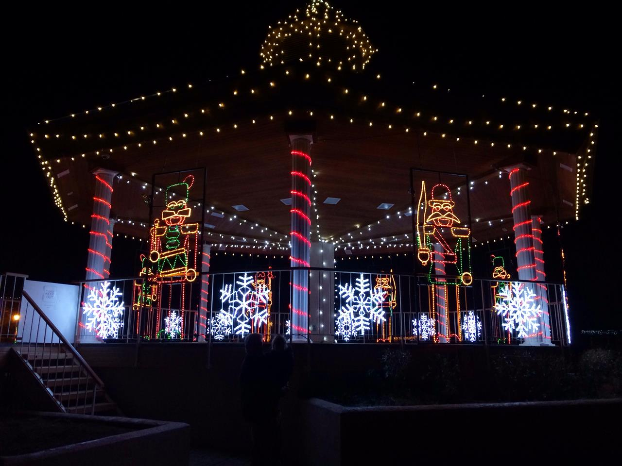 #Carson Valley, NV #Minden Holiday Decorations